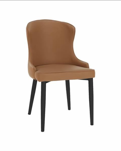 Hnedá stolička Tempo Kondela
