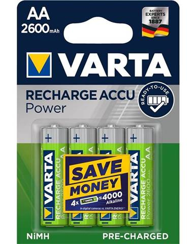 Nabíjačky a batérie Varta