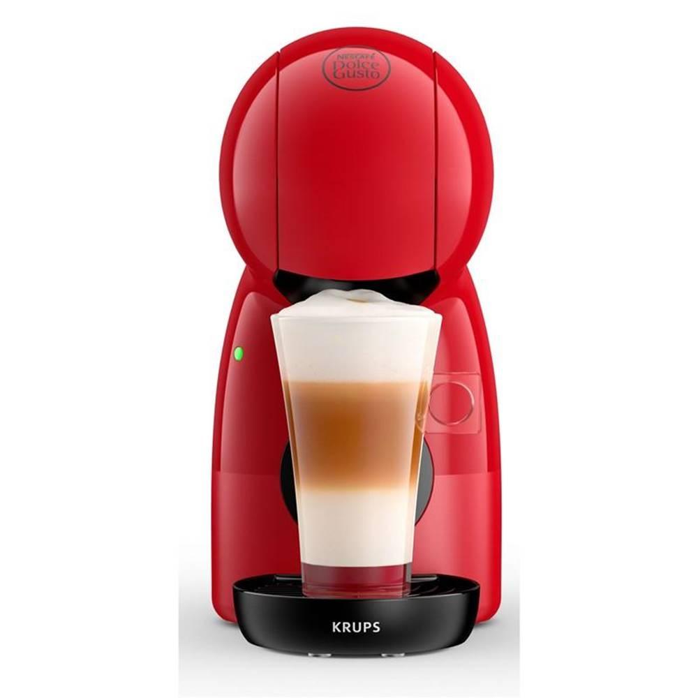 Krups Espresso Krups NescafÉ Dolce Gusto Piccolo XS KP1A0531 červen
