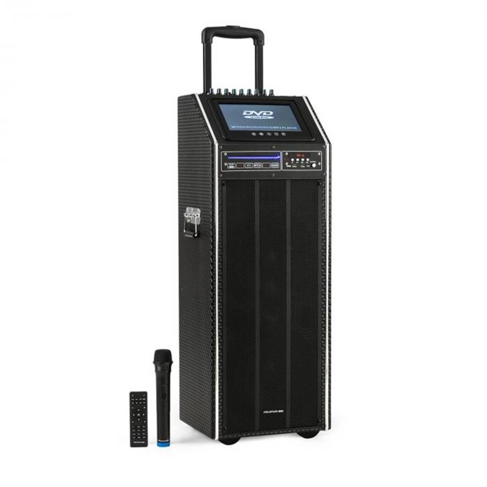 "Auna Pro Auna Pro DisGo Box 2100 DVD, prenosný PA systém, 300 W max., 9"" TFT displej, DVD"