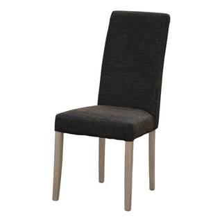 Jedálenská stolička CAPRICE 6 hnedá